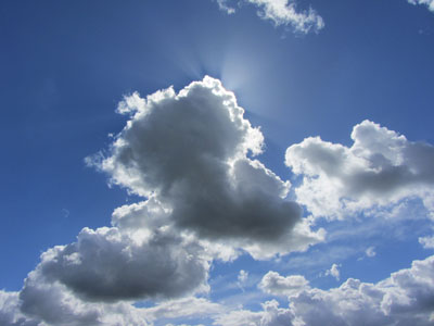 Free Sky & Cloud Stock Image