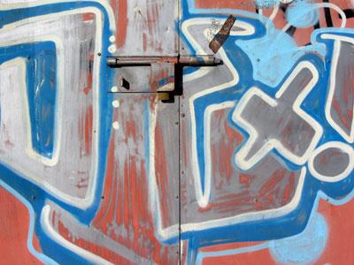 Free Graffiti Texture