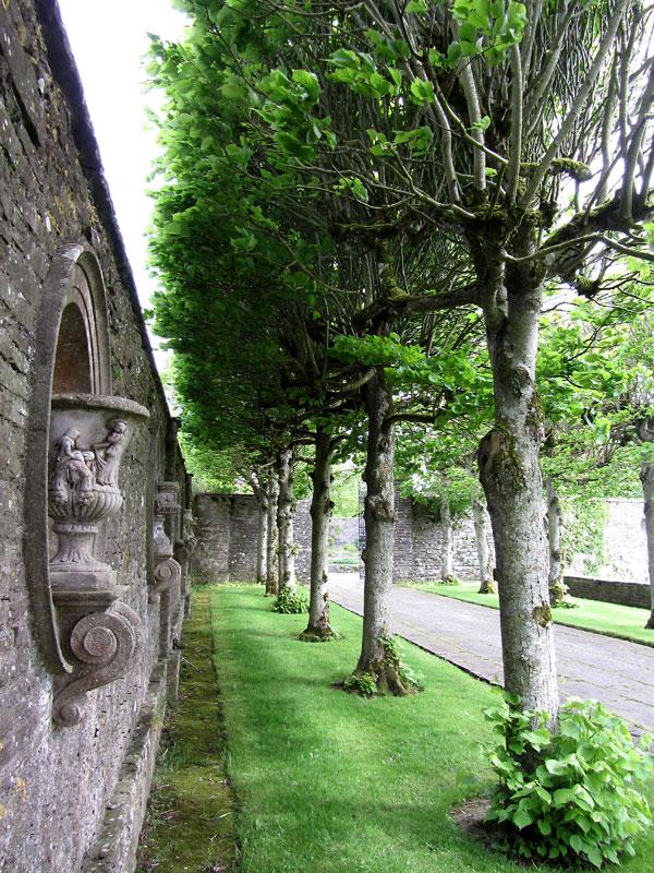 Free Stock Images - Italian Garden