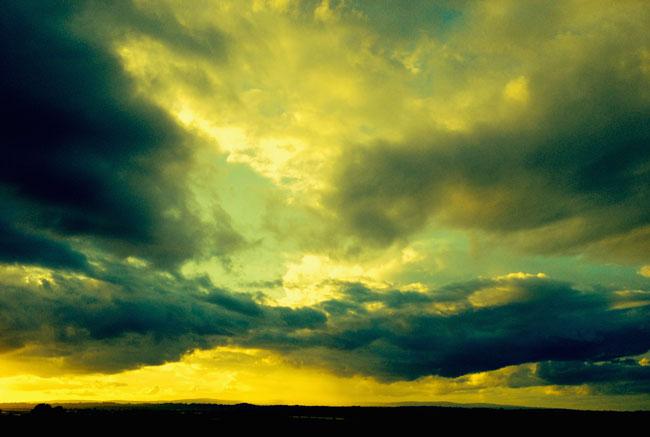 Free Sunset Stock Image