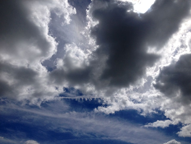 Free Sky & Clouds Stock Images